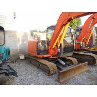 Wholesale Used HITACHI ZX70 mini excavator for sale original japan zx70 used hitachi mini excavator from china suppliers