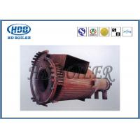 China Automatic Large Scale Horizontal Industrial Cyclone Dust Separator High Efficiency on sale