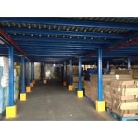Wholesale Durable Industrial Mezzanine Floors For Warehouse Storage Loading Capacity 300-1000kg/㎡ from china suppliers