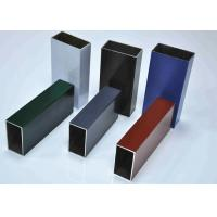 Wholesale 6063 T5 / T6 Aluminium Windows Profile With Powder Coating Finish from china suppliers