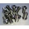 Buy cheap Titanium/Alloy parts Screw/Nuts Frame caps Gr1,Gr2,Gr3,Gr4,Gr5(Ti-6AL-4V),Gr7,Gr9,Gr12, etc. from wholesalers