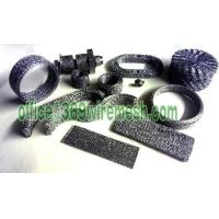 Wholesale airbag filter knitted wire me,Compressed mesh-ring gasket from china suppliers
