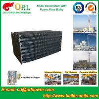 Wholesale Corrosion Resistance Condensing Economizer In Boiler , Economiser In Boiler from china suppliers