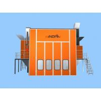 Quality Yellow Portable Large Spray Booth, Stations for Industrial Paint dry, Car Maintenance for sale
