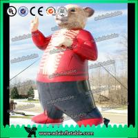 Wholesale Car Advertising Inflatable Rat Cartoon Bear Animal Model from china suppliers