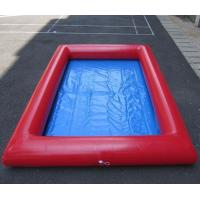 China Summer Fresh Inflatable Water Toys PVC Inflatable Pool Customized on sale