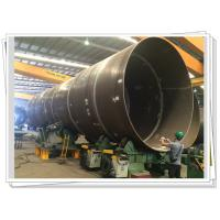 Buy cheap Steel Tube Tower Wind Turbine Several Pipes Fit Up Welding Station from wholesalers