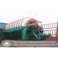 Buy cheap Vacuum Disc Filter Mineral Dewatering Machine ,Ore Beneficiation Machinery from wholesalers