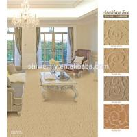 China machine tufted floor carpet and rugs for sale