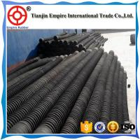 Wholesale 4'' inch black air and water transfer steel wire reinforced suction and discharge rubber hose from china suppliers