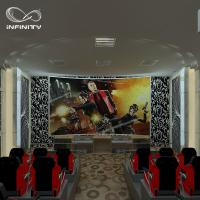 Wholesale 8 9 12 Seats 5D 7D Virtual Reality Cinema Hydraulic Theater Equipment from china suppliers