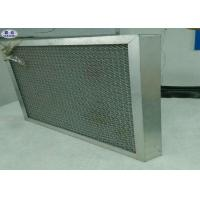 Wholesale Anti - Corrosion Dust Filter Mesh , Aluminum Metal Mesh Filters Air Filters from china suppliers