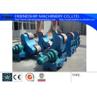 China Long Seam Welding Rotators , 80t Welding Turning Roll on sale