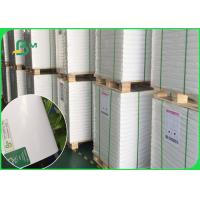 China Virgin Pulp Gloss C2S Coated Art Paper 80 - 300gsm Size Customized For Hang Tag on sale