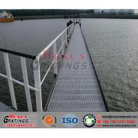 Al material safety grating