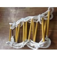 Wholesale Light Weight  Safety Tools H Type Portable Insulation Silk Ladder from china suppliers