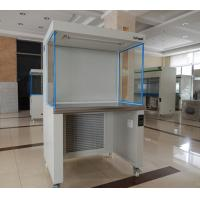 One-person Portable Clean Rooms Horizontal Air Flow Biosafety Cabinet , High Efficiency for sale