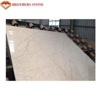 Wholesale Luxury Natural Stone Sofitel Gold Marble With 11.5Mpa Bending Resistance from china suppliers