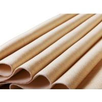 Buy cheap Nomex Needle Felt Filter Cloth / Dust Filter Cloth Chemical Resistance For from wholesalers