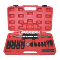 Buy cheap 14 PCS Injector Extractor W/Slide Hammer from wholesalers
