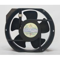 Buy cheap 172x150x51mm Ball Bearing 200, 225 cfm Aluminum 5 blade Industrial Cooling AC from wholesalers
