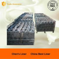 Wholesale Sill Bar of High Chromium Cast Iron Chute Liners Hardness HRC50 from china suppliers