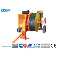 Wholesale 1x60kN Diesel 77kw 103hp Overhead Line Stringing Tools Hydraulic Tensioner from china suppliers
