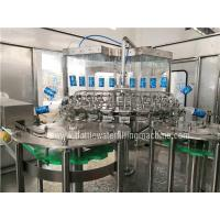 Wholesale Monoblock 3 In 1 Drinking Bottled Mineral Water Filling Machine Fully Automatic from china suppliers