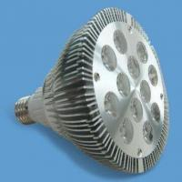 China LED Bulb, PAR 38 Lamp, in Warm White with Aluminum Radiator on sale