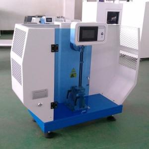 Buy cheap 1J,2.75J,5.5J,11J,22J Digital Pendulum Izod Impact Strength Testing Machine with ISO from wholesalers