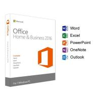 Office 2016 For Computer Software System Home And Business License 1 User Support