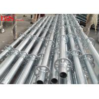 Wholesale 48.3mm Tube Layher Scaffolding System Galvanized For Concrete Construction from china suppliers