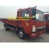 Buy cheap Sinotruk EuroIII 3-5 Tons HOWO Light Truck , Light Duty Commercial Trucks ZZ1047C3414C1R45 from wholesalers