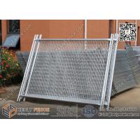 Buy cheap China Temporary Fencing Panels with Rubber Feet | height 2100mm, Width 2400mm | from wholesalers