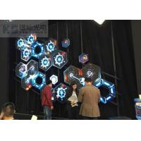 Wholesale HD Indoor Led Module 64x64dots / Large Led Display Screen P2.5 For Stage , UL CE Listed from china suppliers