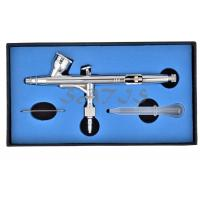 Wholesale Gravity feed Dual Action Airbrush for Art Body Makeup painting  0.25mm nozzle  9CC from china suppliers