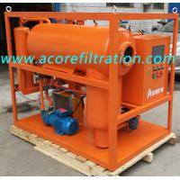 Buy cheap Turbine Oil Purification Systems For Sales EX-Factory Price Chinese Manufacturer from wholesalers