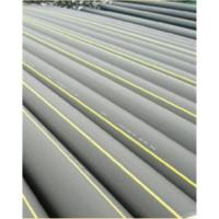 China PE gas pipe on sale