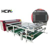 Wholesale Touch Screen Panel Dye Sublimation Machine Multicolor Scarf Printing Machine from china suppliers