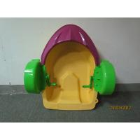Wholesale Portable Waterproof Aqua Toy Plastic 1 Person Hand Paddle Boat For Children from china suppliers