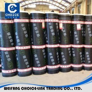 China APP modified bitumen waterproofing membrane on sale