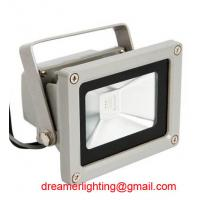 Wholesale Colorful 10w RGB LED Flood Light Landscape Lamp + Remote Control from china suppliers