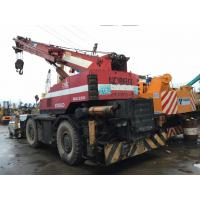 Buy cheap Original japan Used Kobelco 25 Ton Rough Terrain crane from wholesalers