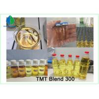 Pre-made Oil TMT Blend 375 Injectable Anabolic Steroids Light yellow liquid for Muscle Gain for sale