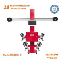 Wholesale SRD618 Hot Sale  Red Color Chinese Factory 3D Wheel Alignment Machine from china suppliers