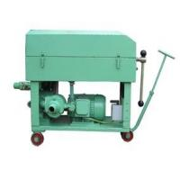 Wholesale Plate Pressure Oil Filter Machine from china suppliers
