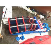 Wholesale Custom Made Large Inflatable Obstacle Course / Inflatable Combo from china suppliers