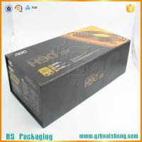 Buy cheap Book style matte lamination cardboard gift box wholesale from wholesalers