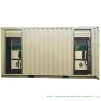 Wholesale ISO Standard Mobile Gasoline Station Tank Container 20 FT 10000 -20000 Liters from china suppliers