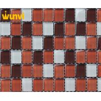 Wholesale Pefect Adhesion Swimming Pool Coloured Mosaic Tiles For Decorative from china suppliers